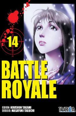 Battle Royale (Rustica con sobrecubierta) #14