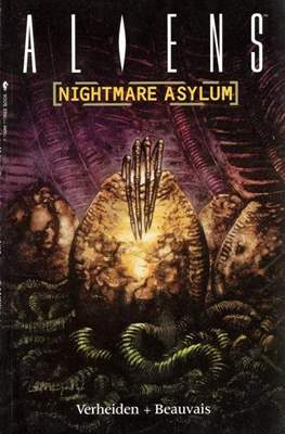 Aliens. Nightmare Asylum