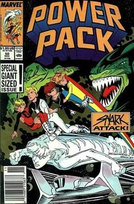 Power Pack (1984-1991; 2017) (Grapa) #50