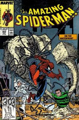 The Amazing Spider-Man Vol. 1 (1963-2007) (Comic-book) #303