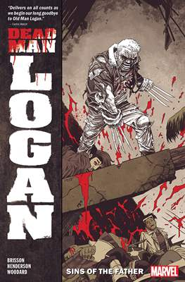 Dead Man Logan (Softcover) #1