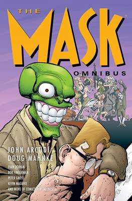 The Mask Omnibus (Softcover 376 pp) #2