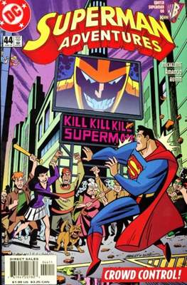 Superman Adventures (Comic Book) #44