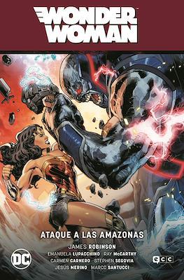 Wonder Woman Saga #6