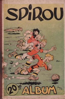 Spirou. Recueil du journal (Cartonné) #20