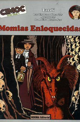 Colección Cimoc Extra Color (Rústica) #4