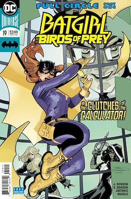 Batgirl and the Birds of Prey (2016-2018) (Grapa) #19