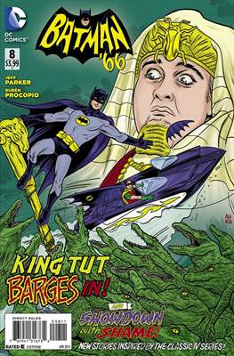 Batman '66 (Comic Book) #8