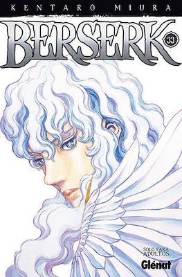 Berserk (Rústica con sobrecubierta) #33