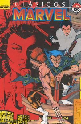 Clásicos Marvel (1988-1991) (Grapa.) #16