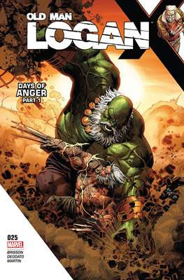 Old Man Logan Vol. 2 (Comic-book) #25