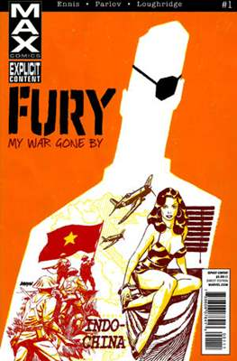 Fury MAX (2012-2013)