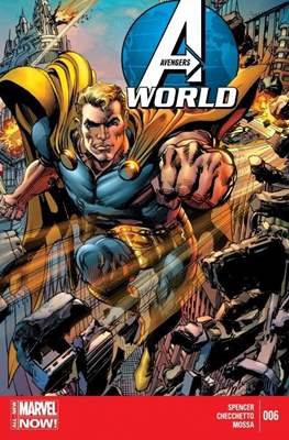 Avengers World (2014-2015) (Comic-Book) #6