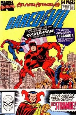 Daredevil Vol 1 Annual (Comic Book. 1967 - 1994) #5