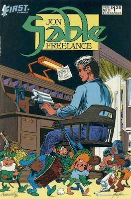 Jon Sable, Freelance #33