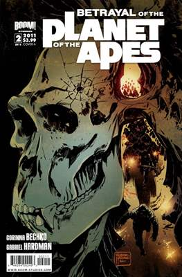 Betrayal of the Planet of the Apes (Comic Book) #2