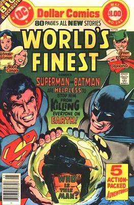 World's Finest Comics (1941-1986) (Comic Book) #244