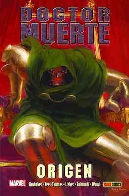Doctor Muerte: Origen. 100% Marvel HC