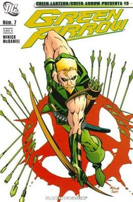 Green Arrow (2007-2008) (Grapa, 48 páginas) #7
