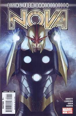 Nova Vol. 4 (Comic-Book) #1