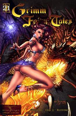 Grimm Fairy Tales (Comic Book) #21