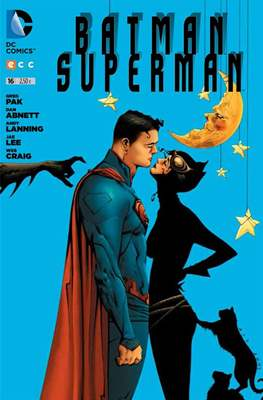 Batman / Superman. Nuevo Universo DC (Grapa) #16