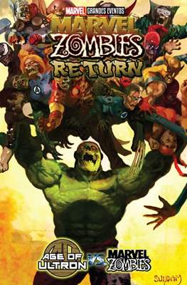 Marvel Zombies Return / Age of Ultron vs Marvel Zombies - Marvel Grandes Eventos