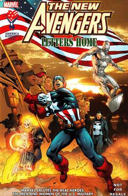 America Supports You: Marvel Salutes the Real Heroes, the Men and Women of the U.S. Military #4