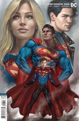 Action Comics Vol. 1 (1938-2011; 2016-... Variant Covers) #1026