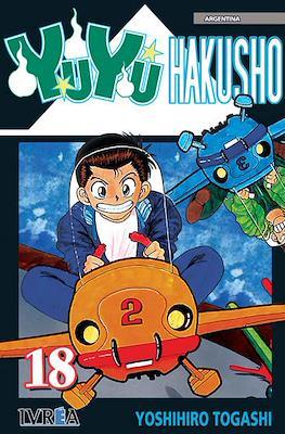 Yu Yu Hakusho (Rústica) #18