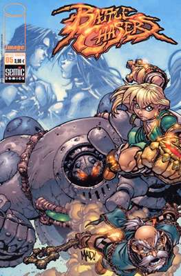 Battle Chasers (Agrafé) #5