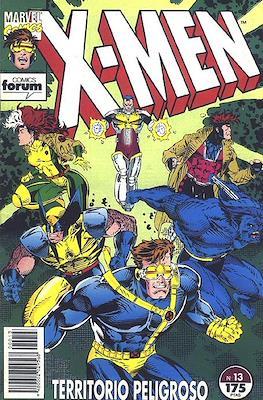 X-Men Vol. 1 (1992-1995) (Grapa 32 pp) #13