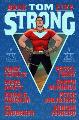 Tom Strong (Hardcover, 160 pages) #5