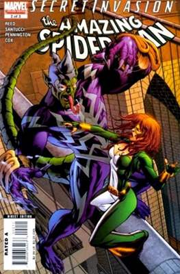 Secret Invasion: The Amazing Spider-Man (Comic-Book) #2