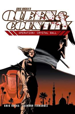 Queen & Country (TPB) #3