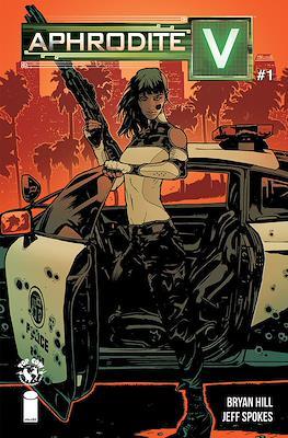 Aphrodite V (2018) (Comic Book) #1