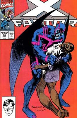 X-Factor Vol. 1 (1986-1998) (Comic Book) #58