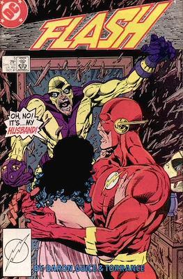 The Flash Vol. 2 (1987-2006) #5