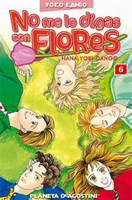 No me lo digas con flores #6