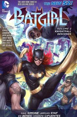 Batgirl Vol. 4 (2011) (Softcover) #2