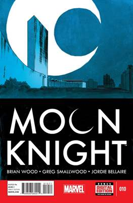 Moon Knight Vol. 5 (2014-2015) #10