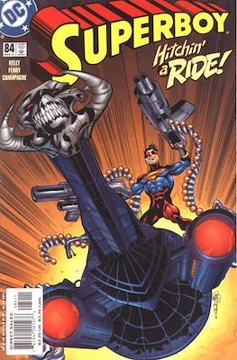 Superboy Vol. 4 (Comic Book) #84
