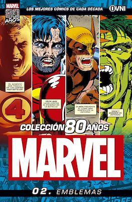 Coleccion Marvel 80 Años (Rústica) #2