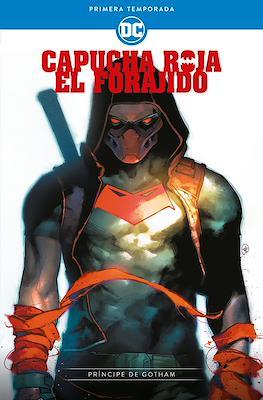 Capucha Roja, el forajido: Primera Temporada - Principe de Gotham (Rústica 296 pp) #