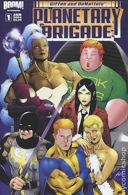 Planetary Brigade (2006)