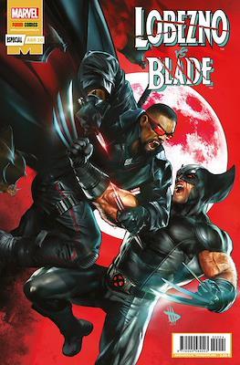 Lobezno Vs. Blade (Grapa 48 pp) #