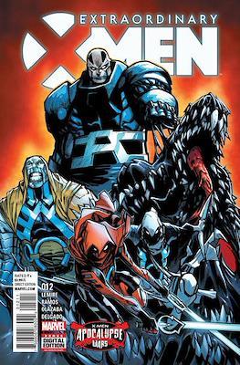 Extraordinary X-Men (Comic-book) #12