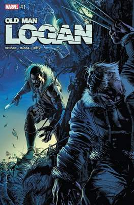 Old Man Logan Vol. 2 (Comic-book) #41