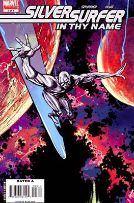 Silver Surfer: In Thy Name (Grapa) #3