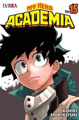 My Hero Academia (Rústica con Sobrecubierta) #15